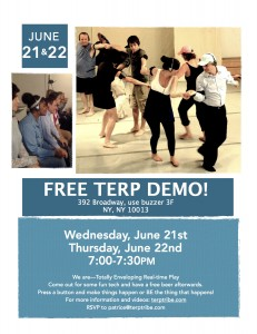 TERP Flyer June 21-22 2017